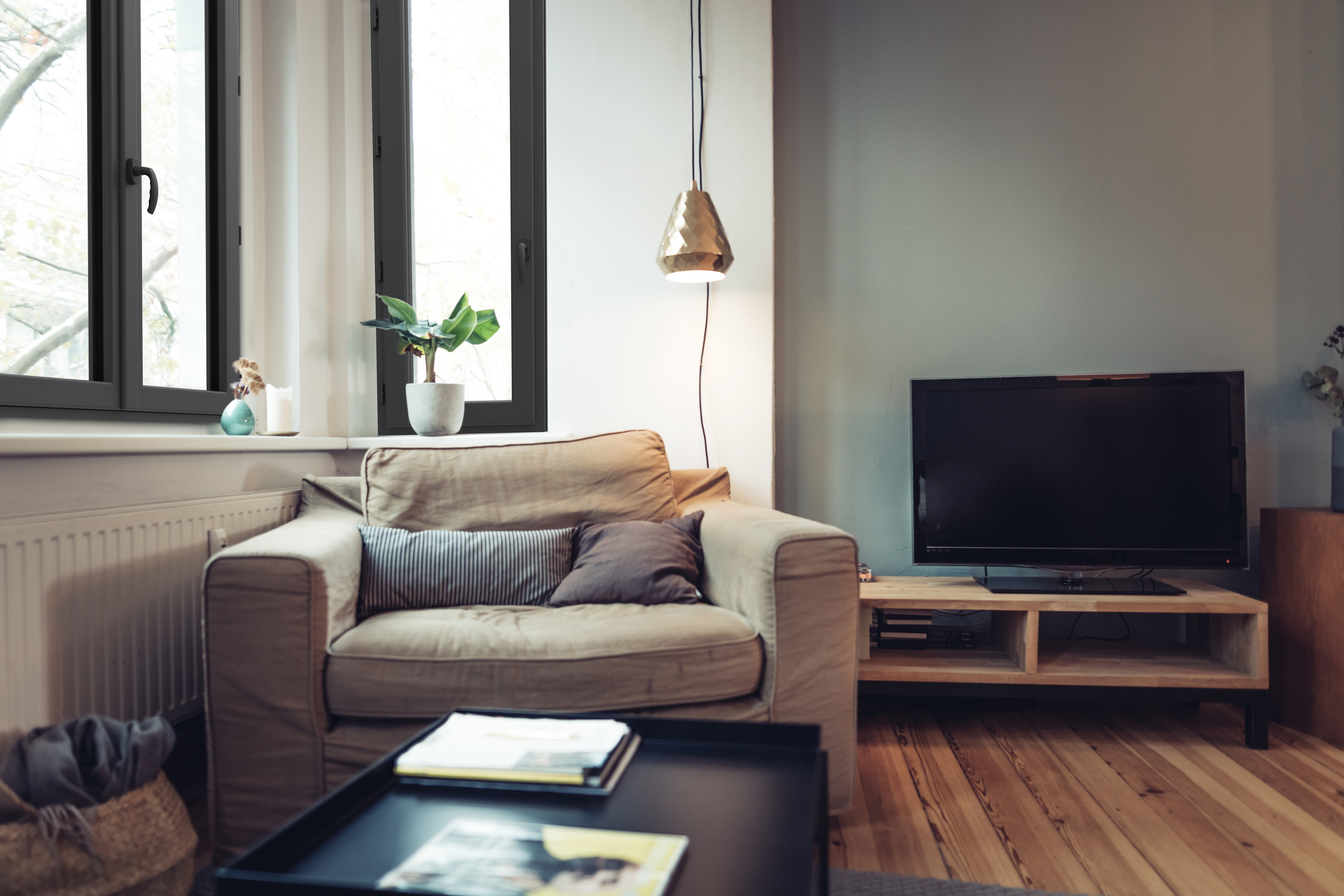 Fenêtres PVC : isolation et confort