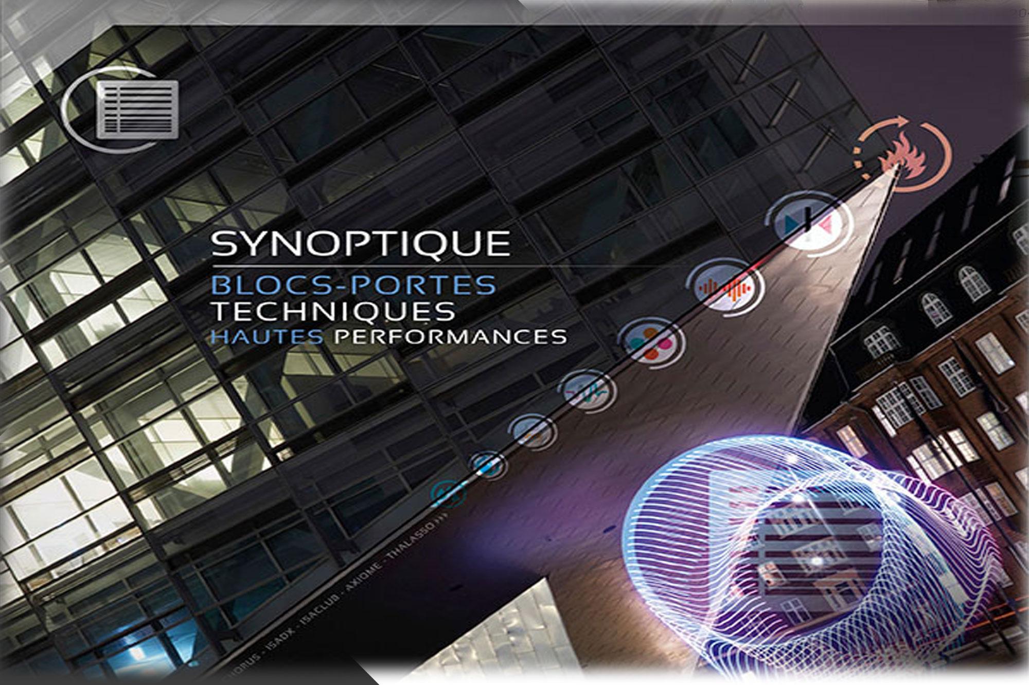 Synoptique Blocs-Portes Techniques